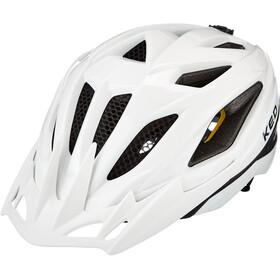 KED Street MIPS Helm Kinder white